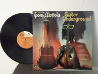 """Tony Mottola,Project 3,""""Joins The Guitar Underground"""",US,LP,stereo,gatefold,Mint"""
