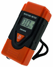 Moisture Meter Tester For Wood Logs Plaster Concrete For LATHE WOOD TURNERS