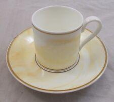 Villeroy & and Boch CHARLESTON ONYX espresso cup and saucer