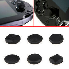 6Pcs Silicone Analog Thumb Stick Grips Cap Cover For PSV 1000 2000 PS Vita YU8