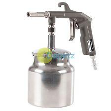 Undercoat Gun & Canister 750cc Spray Guns Air Tools High Pressure Suction Feed