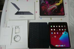 Ipad Pro 12.9 3rd Gen Wifi + 4G 512GB Bonus Apple Smart Folio Keyboard