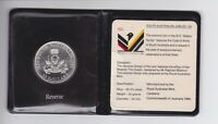 1986 South Australia SA $10 UNC Silver Coin Part of the State Series