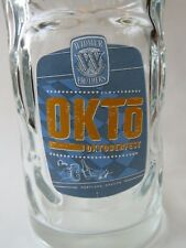 Bicchiere Della Birra Tazza Stein <> Widmer Brothers Okto Oktoberfest ~ ~