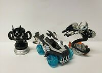 Skylanders Superchargers Dark Hot Streak Spitfire Kaos Trophy Figure PS3 PS4 Lot