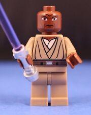 LEGO® brick STAR WARS™ 8019 MACE WINDU™ Minifigure™ 100% New LEGO + Lightsaber