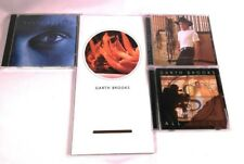 Garth Brooks Lot of 2 CDs 1 DVD Classic Country