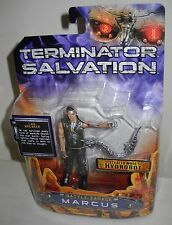 #1989 NRFC Playmates 5 Terminator Salvation Movie Action Figures