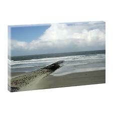 Top Bild Kunstdruck auf Leinwand Wandbilder Poster XXL Nordsee 100 cm*65 cm 279