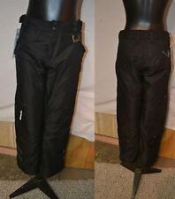 Ocean & Earth Women's Water Resistant Pants-BLACK-LARGE-NWT