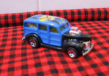 1979 Vintage Hot Wheels 1940 Blue Woody Wild Waves Wagon...Malaysia~EXCELLENT!