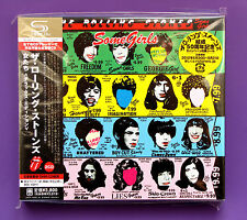 Rolling Stones , Some Girls  ( 2 SHM_CD_Super High Material_Digipack)