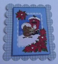Paquete de 3 navidad post cumpleaños decoraciones para tarjetas o manualidades