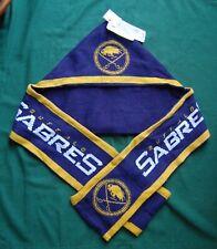 New listing Buffalo Sabres NHL Hooded Scarf - USA Ice Hockey Sports Memorabilia - New York