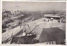 # MONTE BONDONE d'inverno: BAR SOLE SULLA CIMA PALON  - 1965