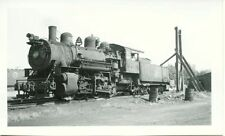 7B786 RP 1950s C&NW CHICAGO & NORTH WESTERN RAILROAD ENGINE #2121