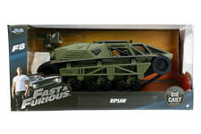 "Fast & Furious 8:""Ripsaw"" Tank 1:24 Scale"