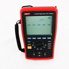 Uni T Ut620b Digital Micro Ohm Meter Low Resistence Data Storge 05m6k