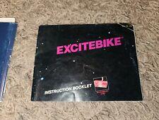 Nintendo Nes Manual Only Excitebike