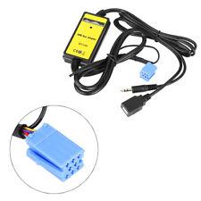Autoradio Interface MP3 Adaptateur Aux-In de CD AUX SD Câble de Données Clé USB