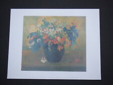 Paul Gauguin A Vase Of Flowers 25cm x 22cm Print PF1088