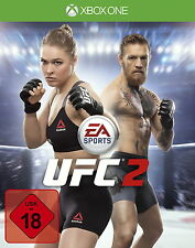 UFC 2 (Microsoft Xbox One, 2016)