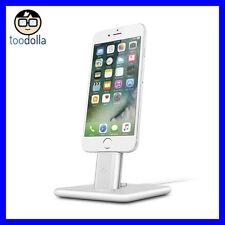 TWELVE SOUTH HiRise 2 Adjustable brushed metal Desktop Stand, iPhone/iPad SILVER