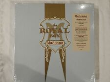 Madonna The Royal Box Set BRAND NEW! STILL SEALED! ULTIMATE MADONNA COLLECTIBLE
