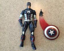 Marvel Legends Secret War Captain America Civil War Action Figure Loose