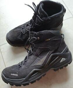 Lowa Herren GORE-TEX  Wander Boots Schuhe Gr. 44 schwarz