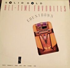 RADIO SHOW: SOLID GOLD TOP 78 COUNTDOWN 6/30/89 TOMMY JAMES, 4 SEASONS, ELVIS