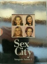DVD « SEX AND THE CITY » SAISON 2 / INTEGRALE Comme neuf