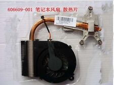 New for HP CQ42 G42 G62 CQ62 CPU cooling heatsink with fan 606609-001 607084-001