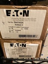 Eaton Industrial Control Transformer C0075E2A