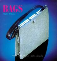 Bags (V & A Fashion Accessories) by Wilcox, Claire Hardback Book The Fast Free