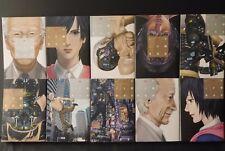 JAPAN Hiroya Oku manga LOT: Inuyashiki vol.1~10 Complete Set
