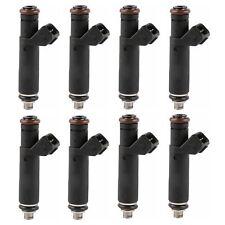8PCS 80lb 835cc High Impedance EV1 Fuel Injectors for Ford GM V8 LT1 LS1 LS6