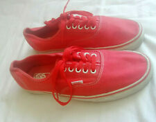 Chaussure - Sneaker **  Vans ERA **  Low Orange T45/11/10 Vintage - Rare - TBE