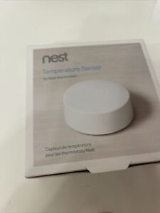 Nest Temperature Sensor - White