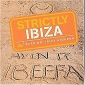 VARIOUS ARTISTS - STRICTLY IBIZA NEW CD