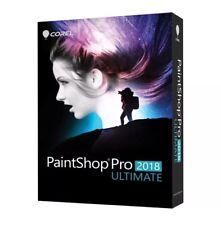COREL PaintShop Pro 2018 Ultimate - Lifetime for 1 device