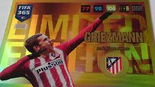 PANINI ADRENALYN XL FIFA 365 2017 Limited Edition GRIEZMANN