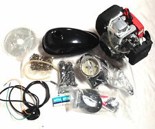 4-stroke gas motor bike engine kit - 49cc rear side wheel kit