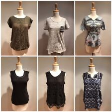 LaDies Regatta,Noni B, Katies, Target Tops x 6 Size Small 8 Bulk Buy