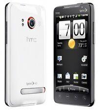 HTC EVO 4G - White (Sprint) Smartphone