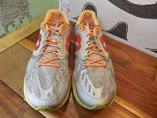 Newton Gray Mesh Running Shoes Men's 13D #M000715 Mud Run