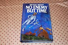 No Enemy But Time by Michael Bishop (1982 HC) Book Club Edition