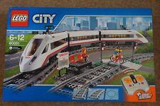 New Lego City High Speed Passenger Train - 60051 - Retired Set Last One!