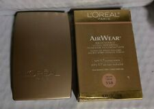 LOREAL #558 CREAM, AIRWEAR POWDER FOUNDATION. BOXED