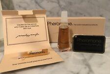 Pheromone by Marilyn Miglin 1/8oz Pure Perfume - Vintage Very Rare!! + Free Vial